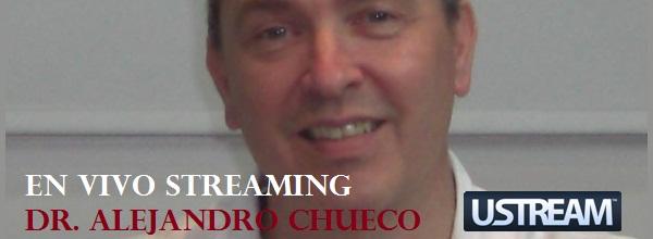 En Vivo - Dr Alejandro Chueco